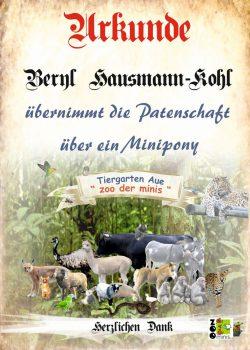 17 10 06 Pate Beryl Hausmann-Kohl