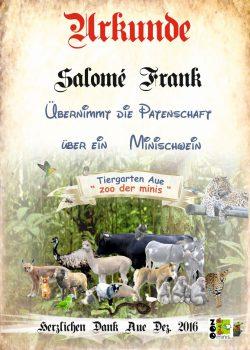 2016 Pate Salome Frank Minischwein