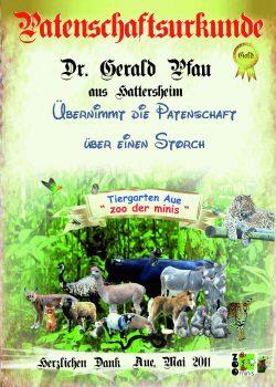 Gold 03 Dr Gerald Pfau Storch