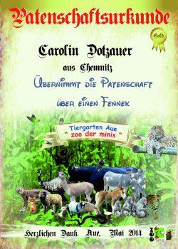 Gold 07 Carolin Dotzauer Fennek