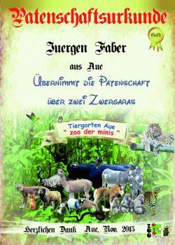 Gold 13 Jürgen Faber Zwergara