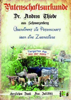 Pate 01 Dr Andrea Thiede Zwergziege