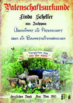 Pate 07 Linda Scheller Baumstreifenhörnchen
