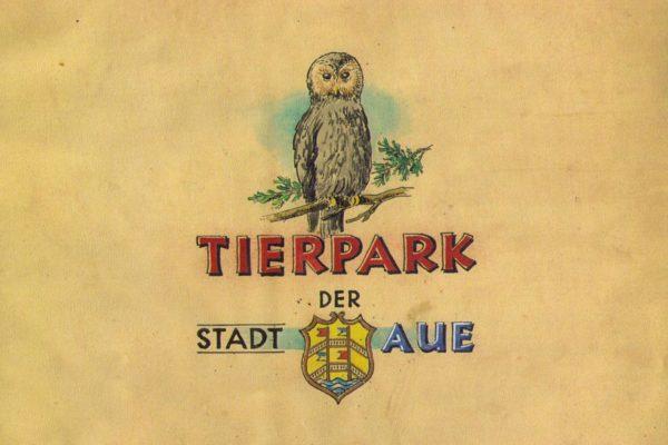 Tierpark Aue 1960