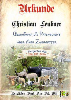 19 02 01 Christian Leubner Zwergotter 100€